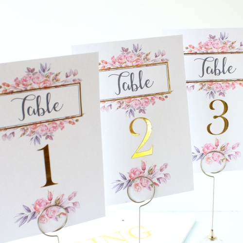 Magnetic Save The Date Cards x 25