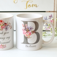 Serenity- Bridesmaid Mug