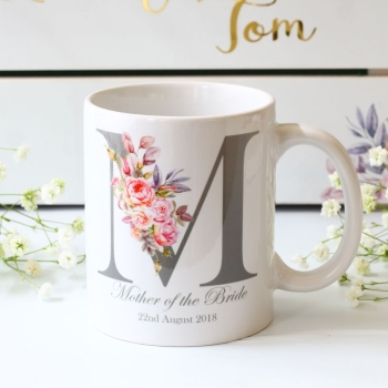 Double sided Mother of the Bride Mug