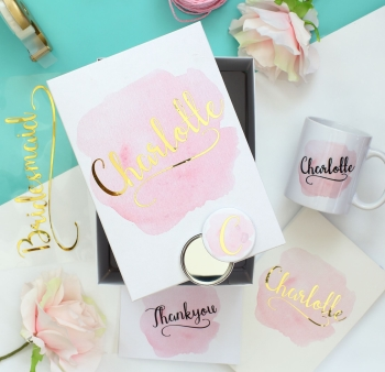 Blush & Gold - Luxury Gift Box Set