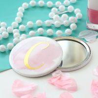 Blush & Gold - 6 pocket mirrors