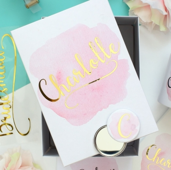 Blush & Gold - Luxury Gift Box