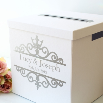 Wedding Cards Box - Ornate
