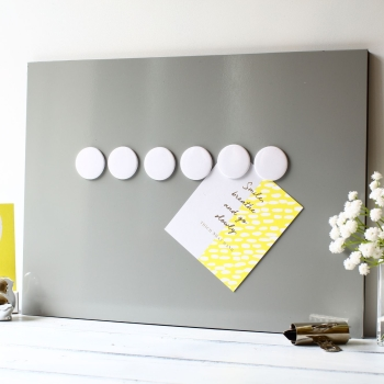 Magnetic noticeboard - Daisy Border (M2)