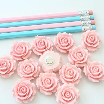 Ornate rose - Pink
