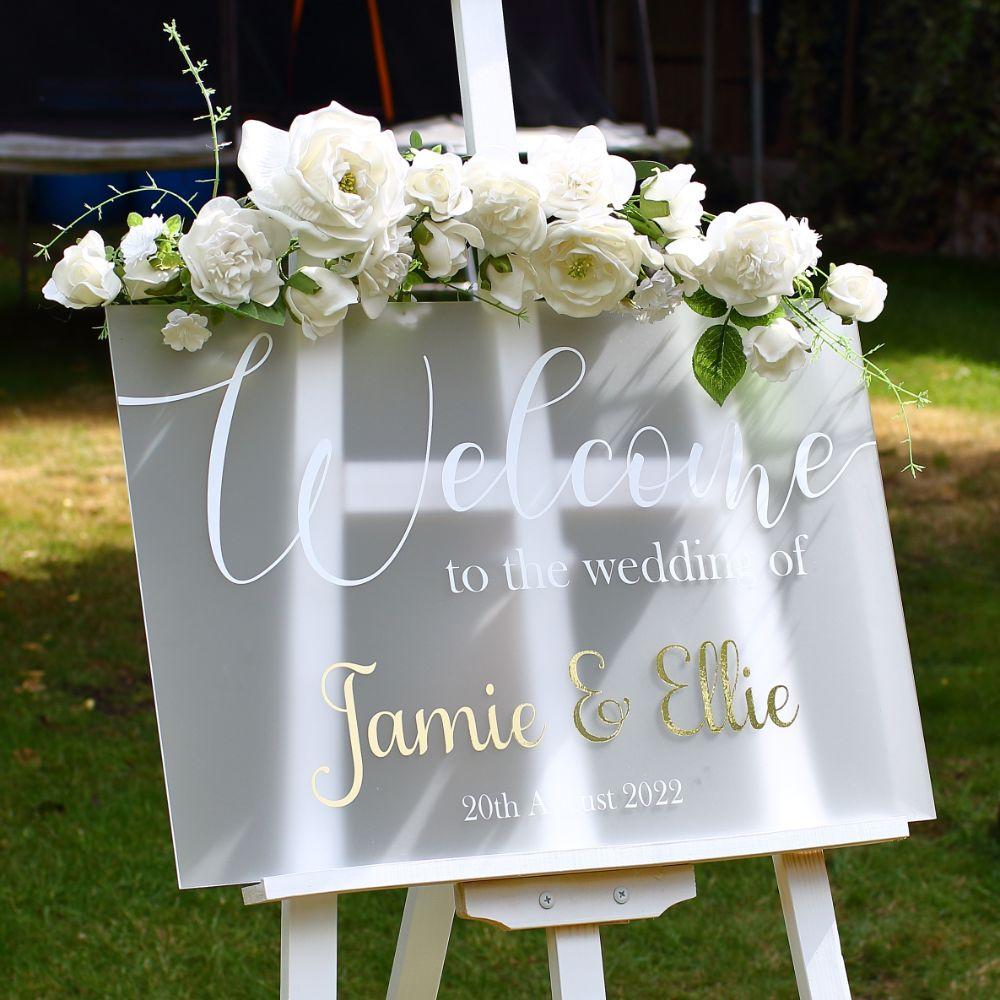 <!-- 0007 -->Wedding Signs