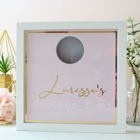 Lerissa's Collection - Personalised Savings Fund Money Box