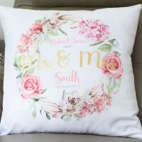Luxury Cushion Covers - now Mr & Mrs