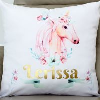 Luxury Cushion Covers - Unicorn