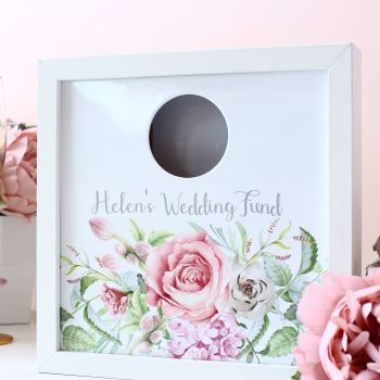 Delicate Florals - Wedding Fund Box