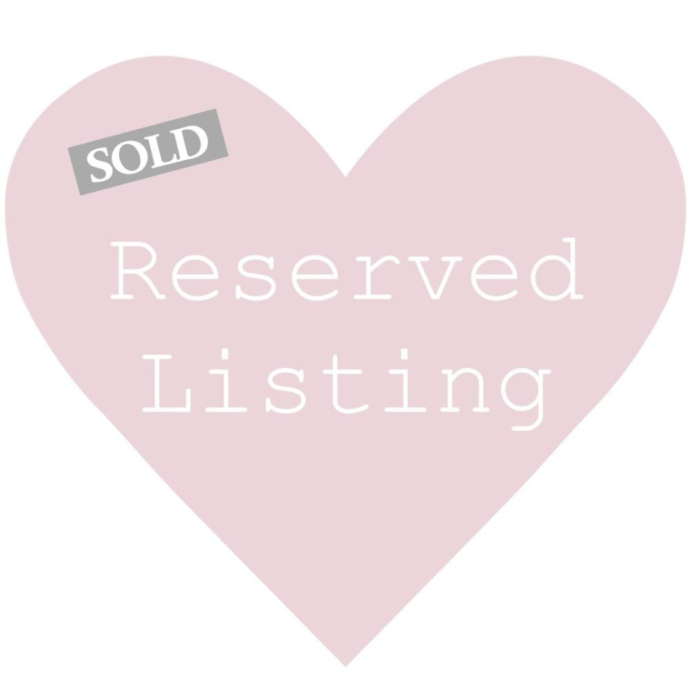 Reserved for Hayley Winter