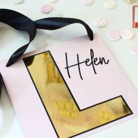 <!-- 002 -->Hen Party - Personalised L - plate