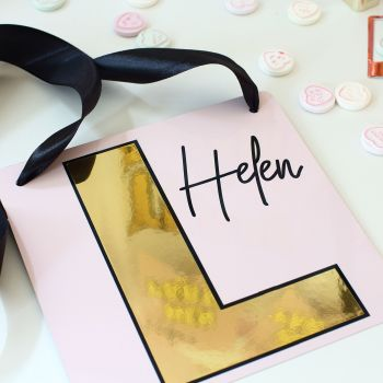 Hen Party - Personalised L - plate