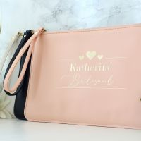 <!-- 012 -->Gifts for Her - Leather clutch