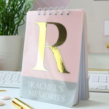 Personalised notebook - N3