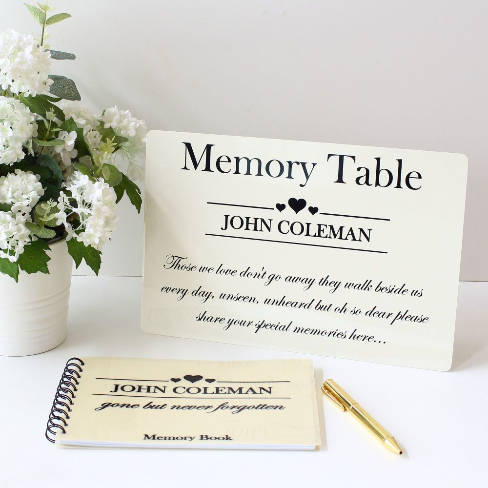 <!-- 004 -->Remembrance - Guest Book