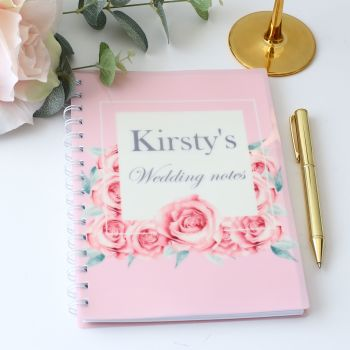 Rose Collection - Wedding notes