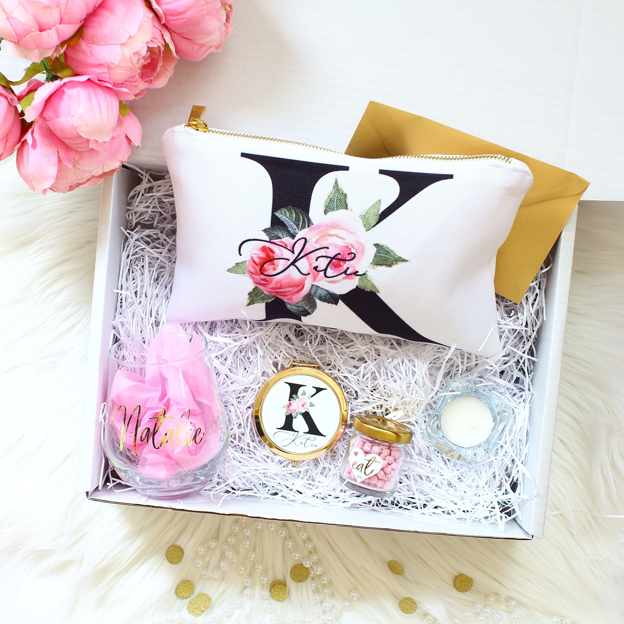 Stunning pre filled Gift Boxes