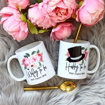 The Rose Garden Collection - Hubby & Wifey to be