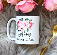 The Rose Garden Collection - Mother of the Bride mug