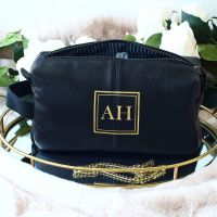 <!-- 191 -->NuHide Wash Bag - Black