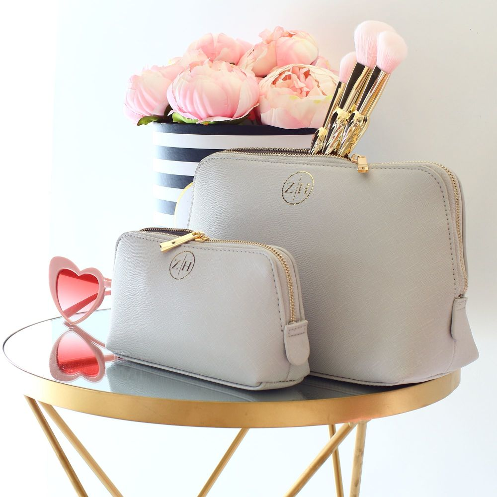 <!-- 006 --> Monogram Saffiano boutique bag