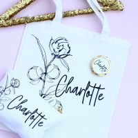 <!-- 096--> Tote bag - Gift set bundle