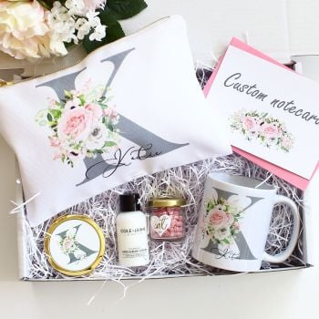 Gift set- Pretty in pink