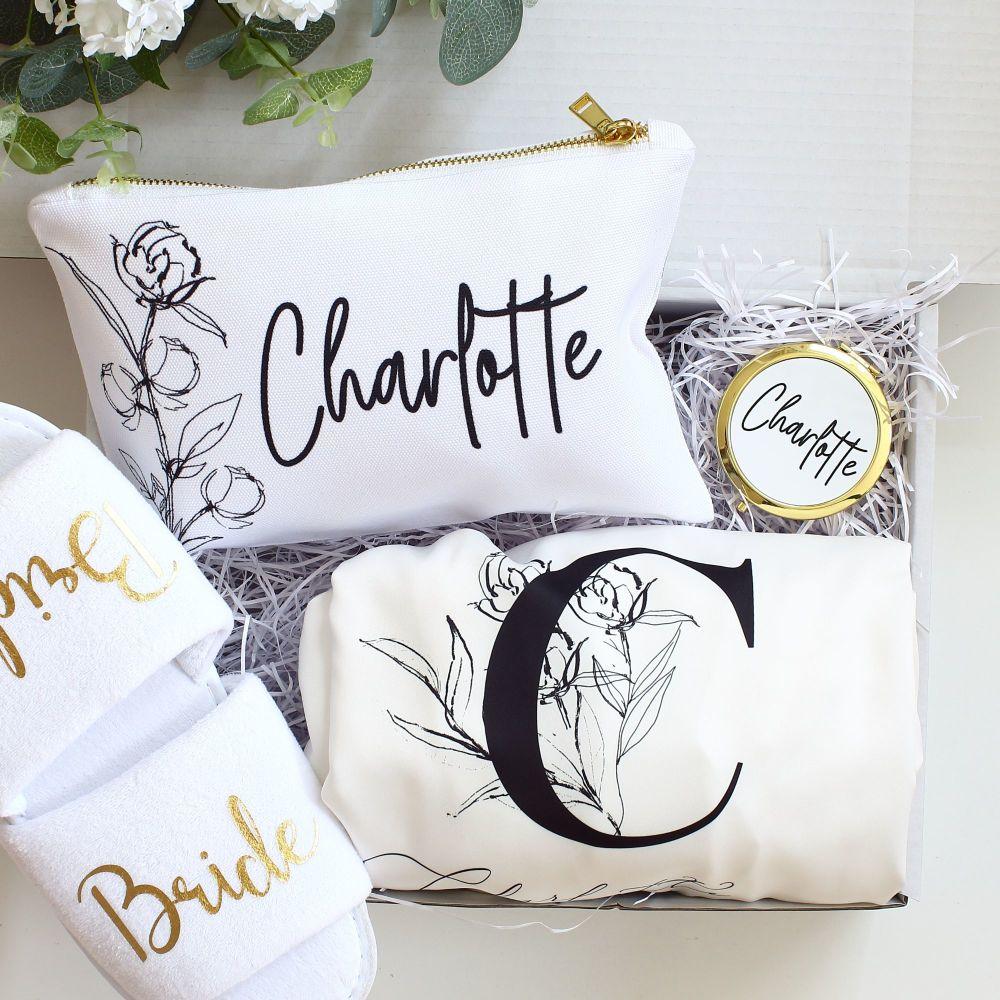 <!-- 072--> Gift set- Bridal fine art