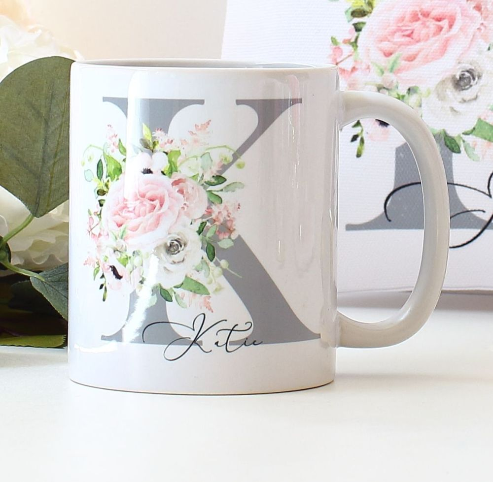 Personalised ceramic mug