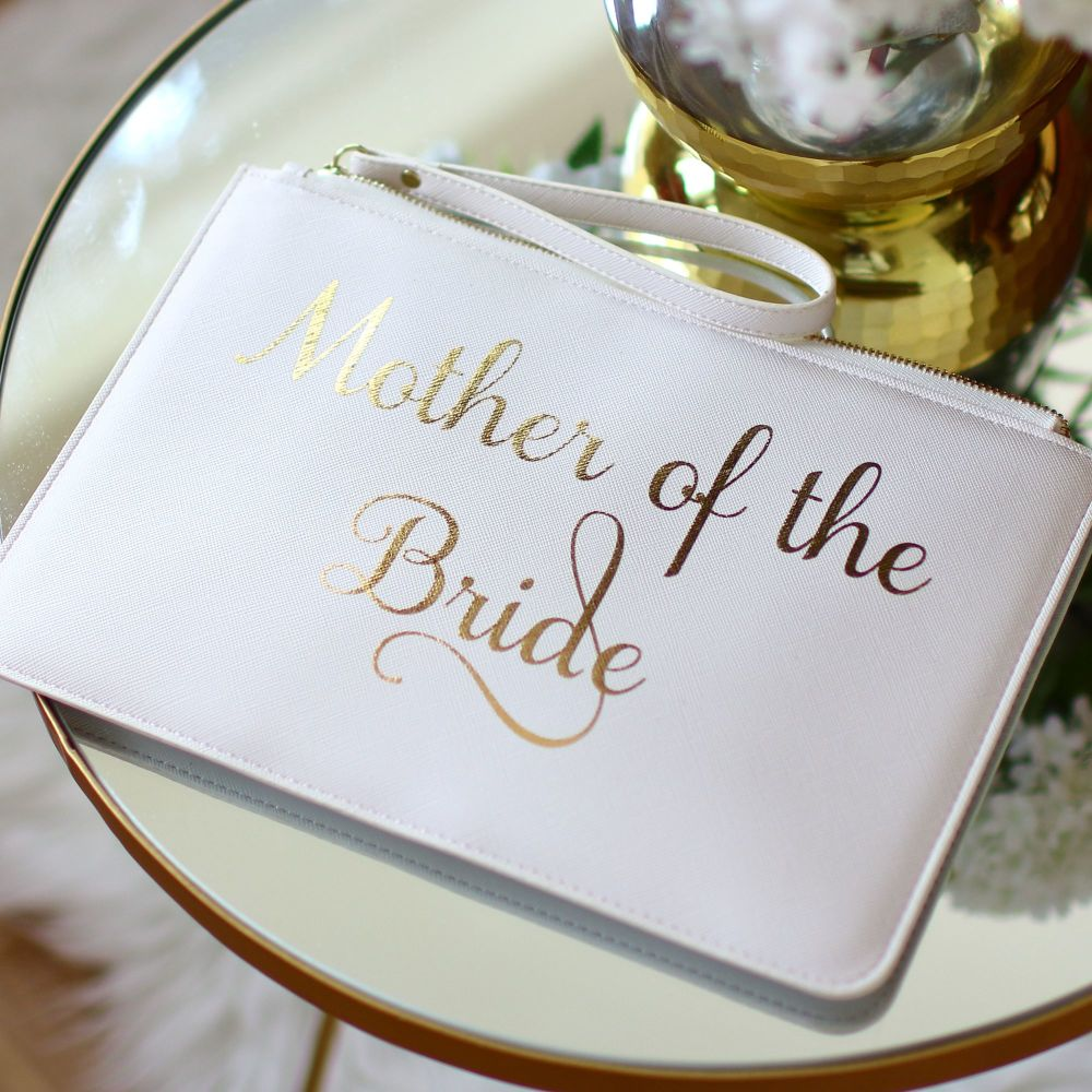 Mother of the bride clutch bag