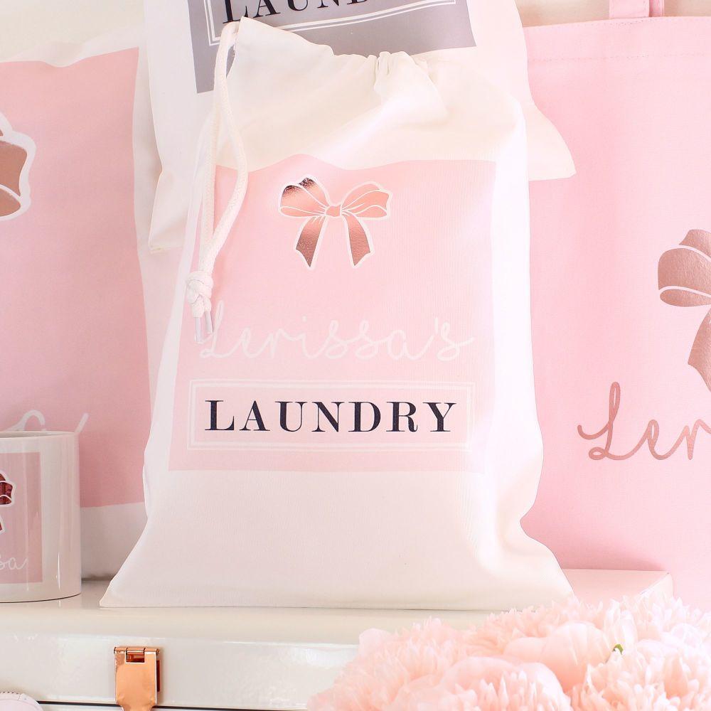 TLC - Laundry bag - Pink