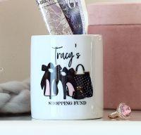 <!-- 058--> Money pot - Shopping fund