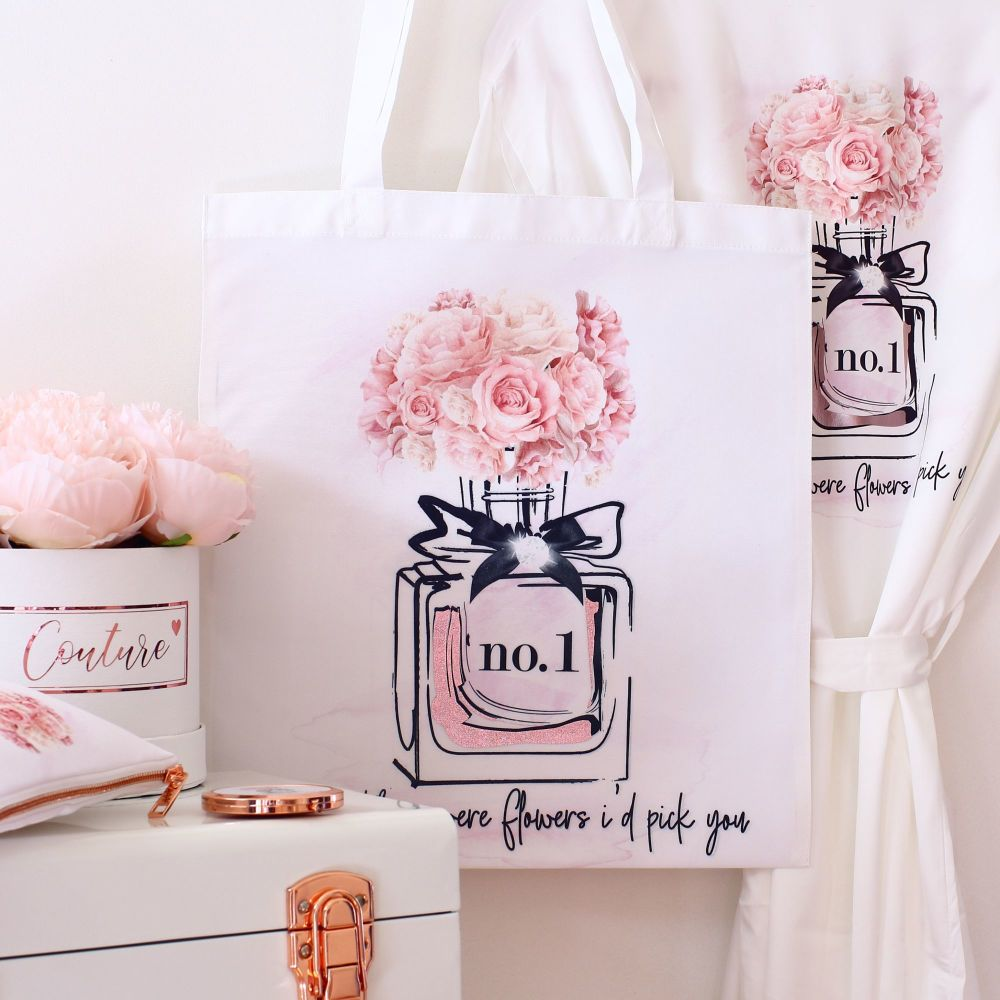 Scented flowers - Tote bag