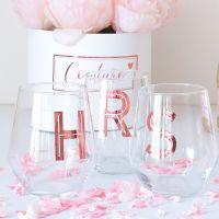 <!-- 081 --> Stemless wine glass