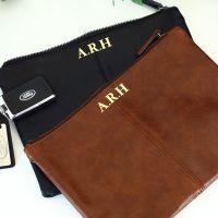 <!-- 186 --> Nuhide accessory pouch