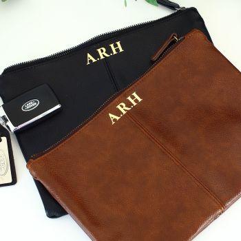 Nuhide accessory pouch