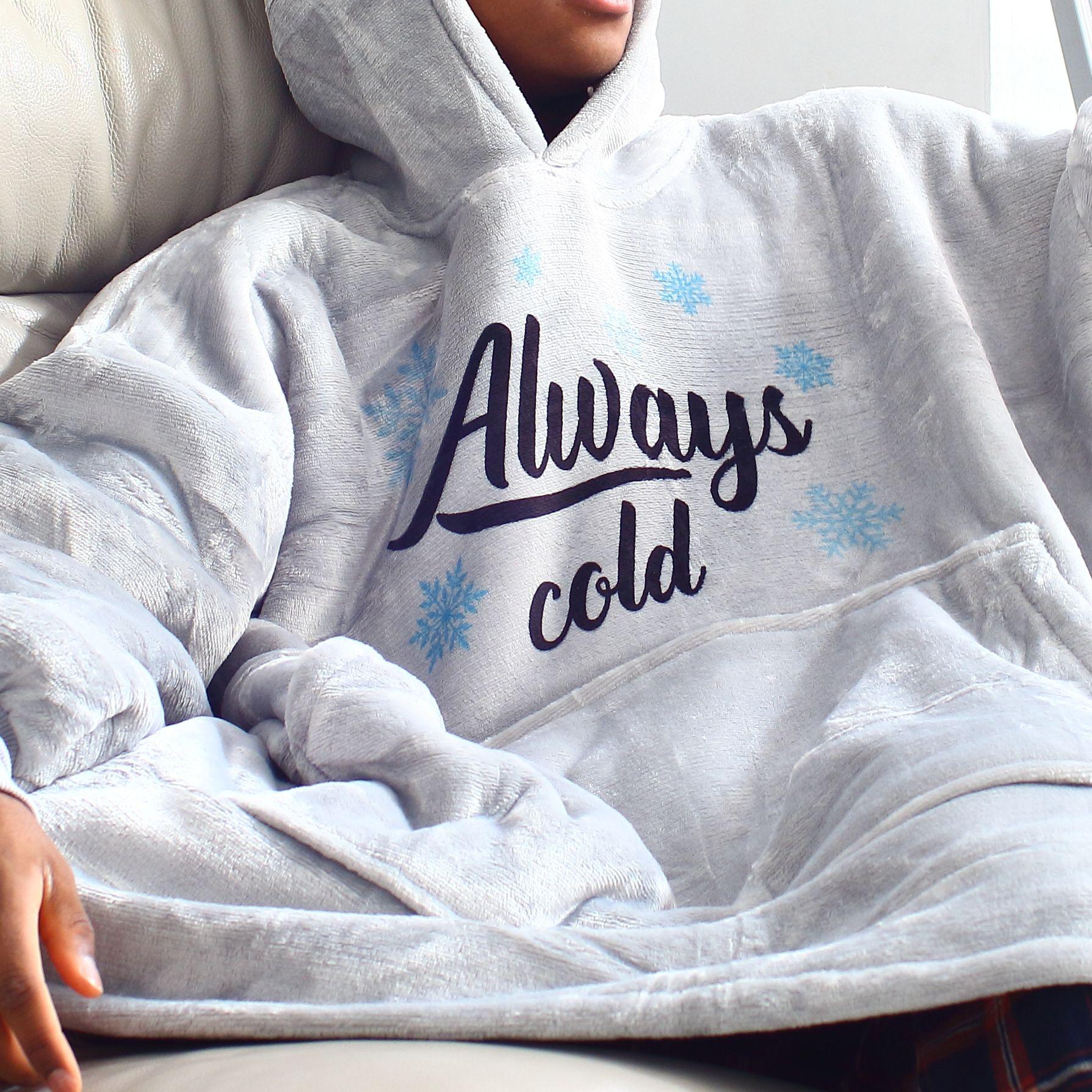 Snuggle hoodie