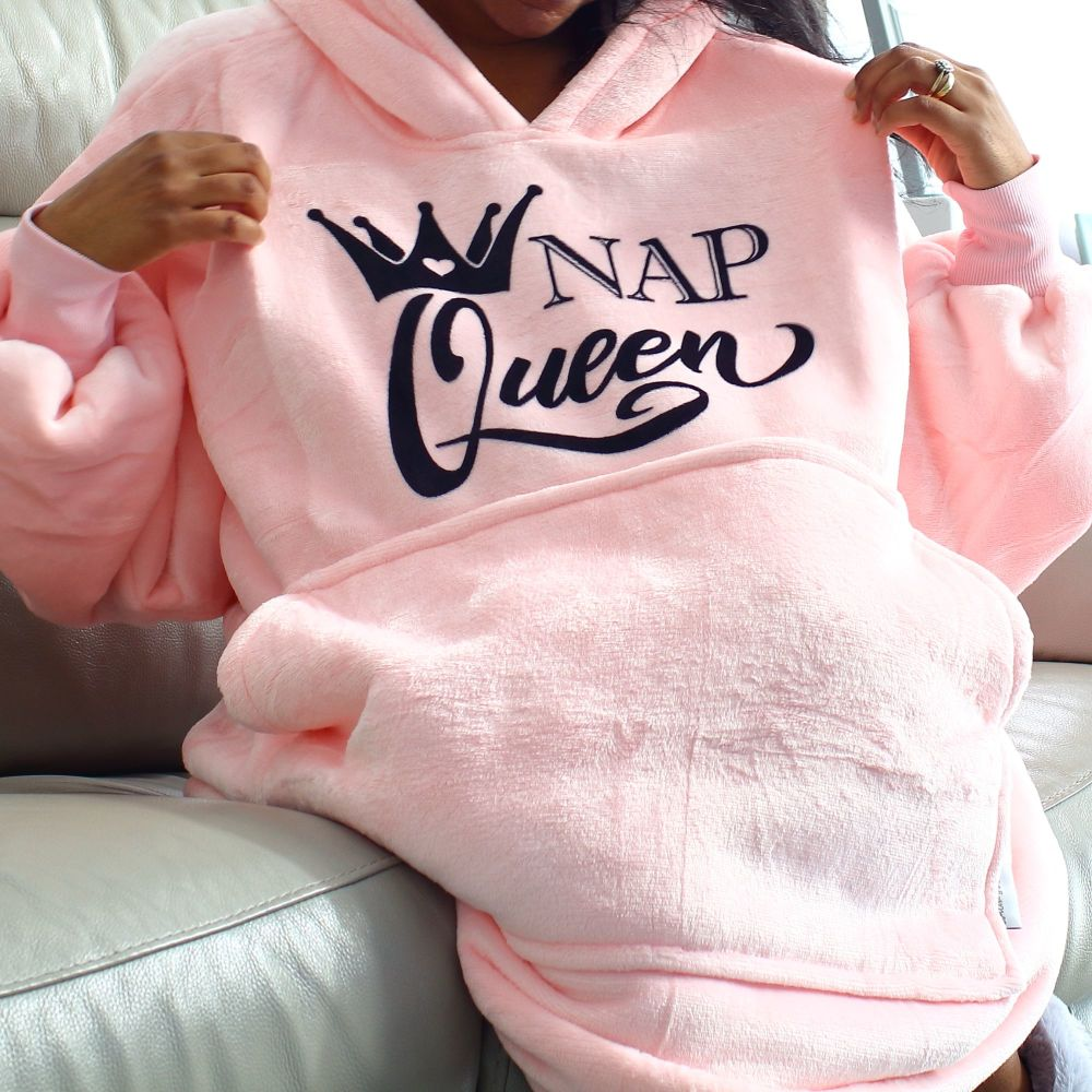 Snuggle hoodie Nap Queen Nap King