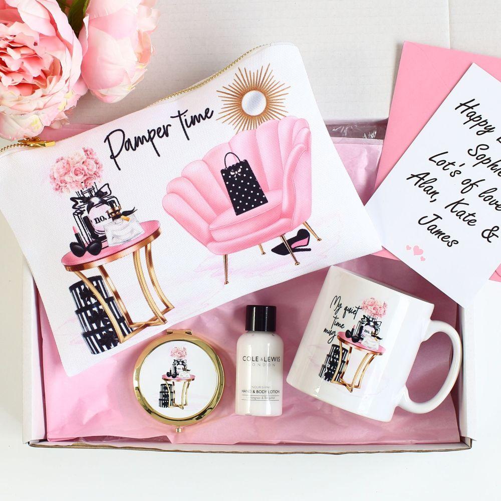 Gift set - Pamper time
