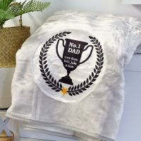 <!-- 107-->Snuggle blanket  - No.1 Dad