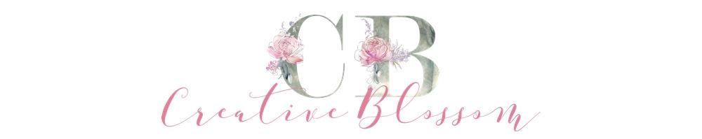 Creative Blossom, site logo.