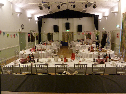 village hall wedding (9)