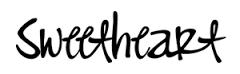 Sweetheart Logo 2