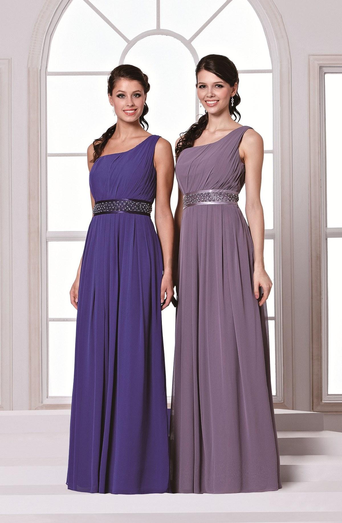 BM Sale Dress - D'Zage - dab11251-regency-purple