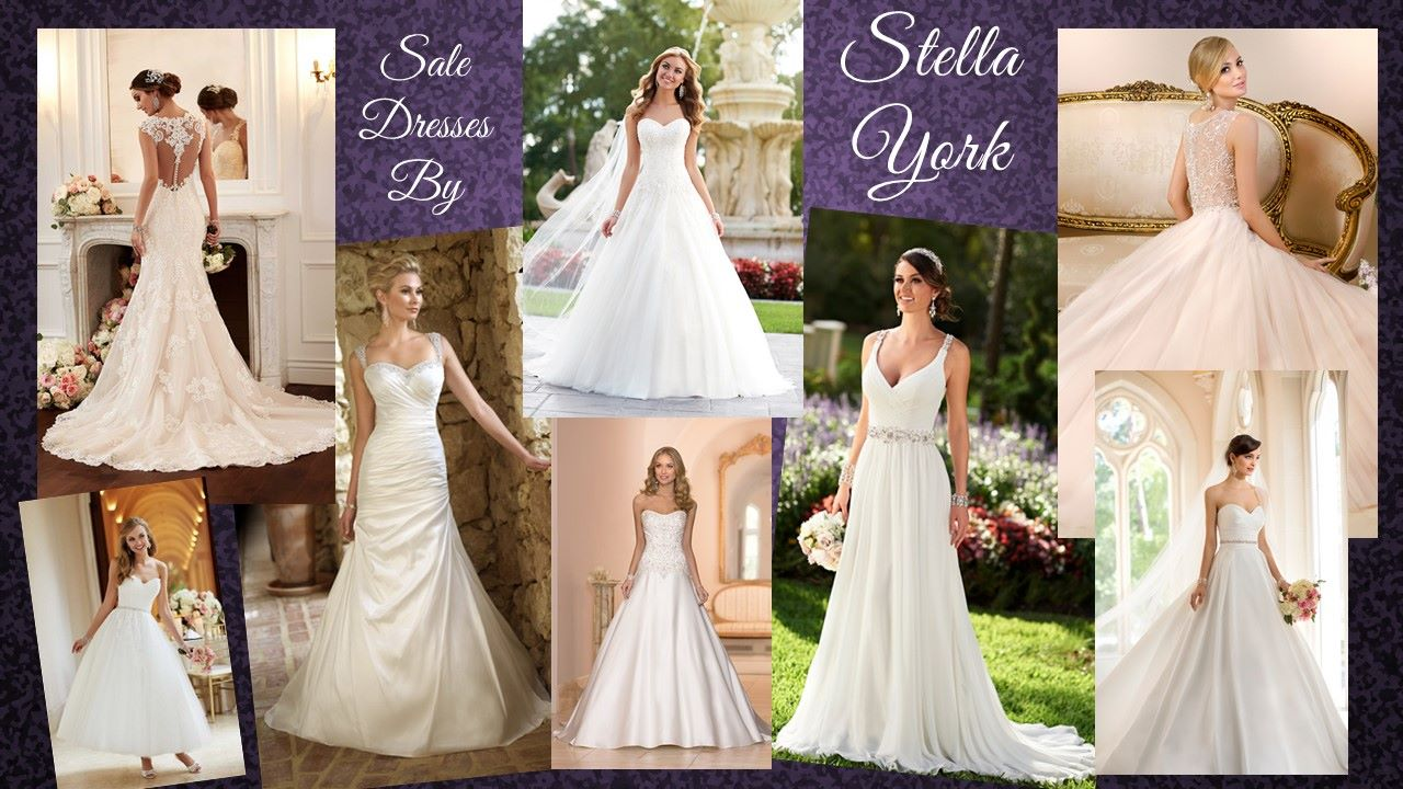 Stella York Sale Dresses