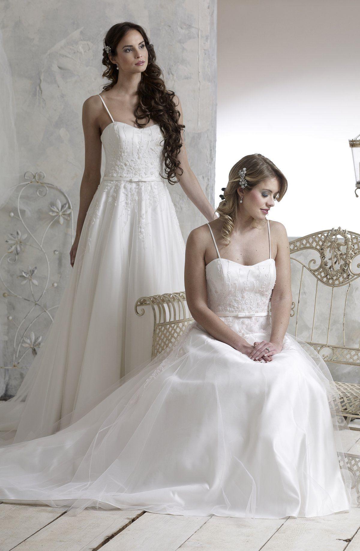 Bridal Sale - D31603-IVORY-IVORY-PINK-RT-NC