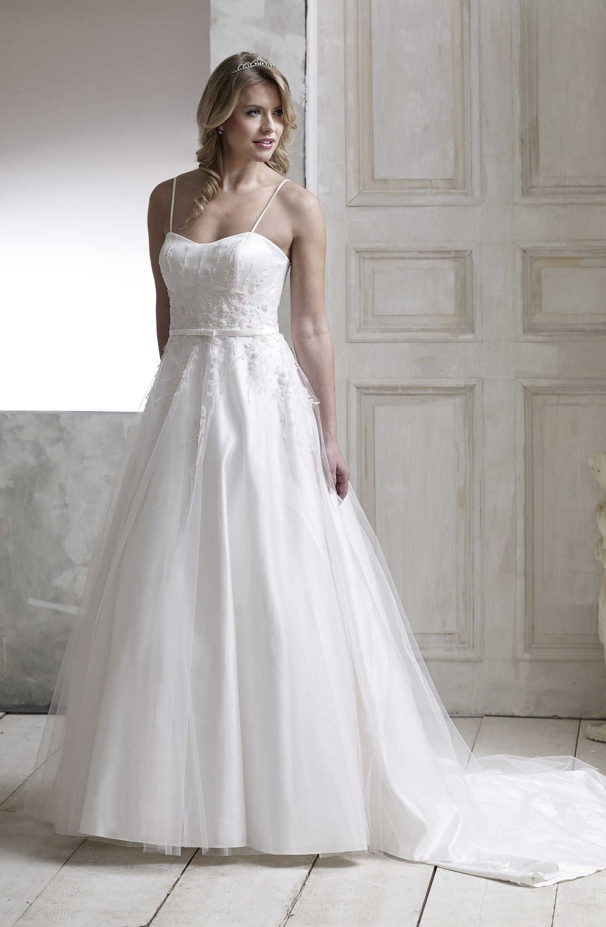 Bridal Sale - D31603-IVORY-PINK-RT-NC