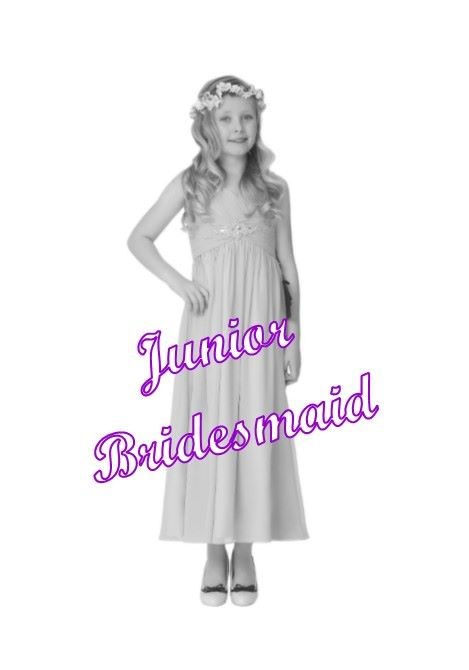 Junior Bridesmaid Collections