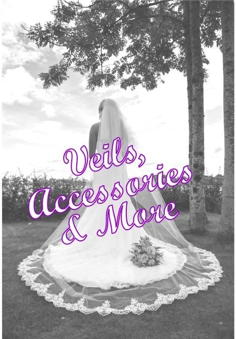 Veils, Accessories & More